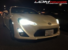 Scion FR-S Fog Lights