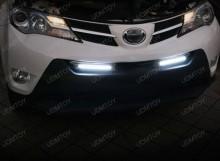 Toyota RAV4 LED Daytime Lights