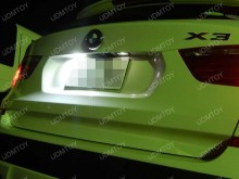 BMW LED License Plate Lamps