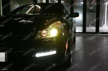 Mercedes SL550 Audi Style LED Daytime Running Lights