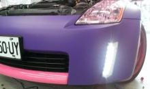 Nissan 350Z LED DRL